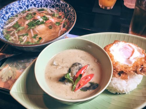 Spicy Market 上木戸店 (スパイシーマーケット) グリーンカレーセット