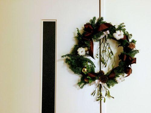 Confetto verde(コンフェット ヴェルデ) クリスマスリース教室