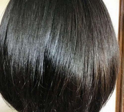 ビューティーラボ ホイップヘアカラー 髪色もどし ナチュラルブラック